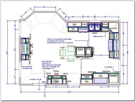 kitchen island floor plans kitchen layout best layout room