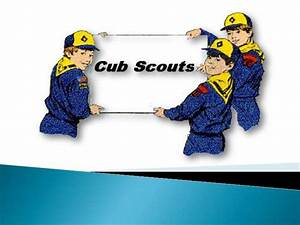 cub scouts authorstream With cub scout powerpoint template