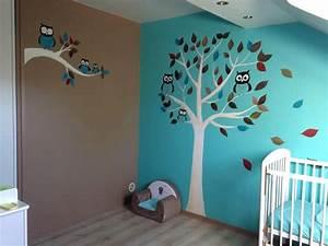 stunning chambre marron et bleu images lalawgroupus With delightful quelle couleur va avec le taupe 0 1001 idees quelle couleur va avec le marron 50 idees