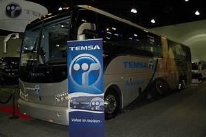 Temsa  Ch Bus Unveil 45