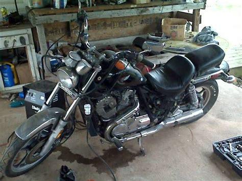 86 Honda Shadow 700 For Sale On 2040motos