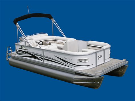 Crest Boats by Research Crest Boats 18 Crest Ii Le Pontoon Boat On Iboats