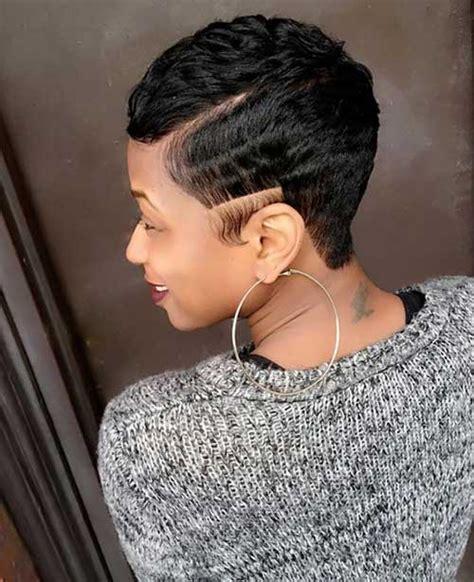Pixie Black Hairstyles by 30 Pixie Haircut For Black Hair Pixie Cut 2015