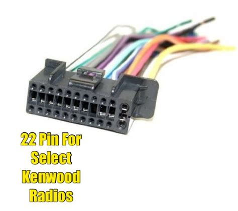 Subaru Kenwood Radio Wiring Harnes by Car Stereo Radio Replacement Wire Harness For Select