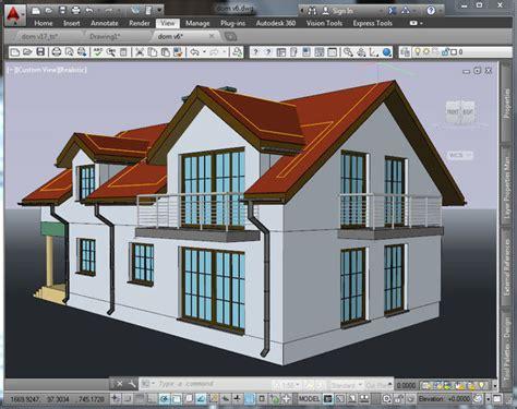 autocad architecture  building nr   dwg format
