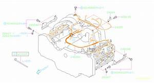 Subaru Legacy Engine Wiring Harness