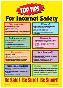 Top Tips for Internet Safety Posters - Pack of 10 ...