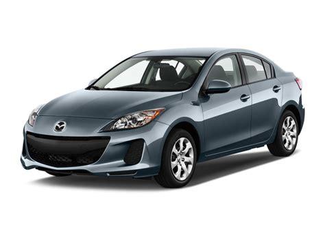 Image 2013 Mazda Mazda3 4door Sedan Auto I Sv Angular