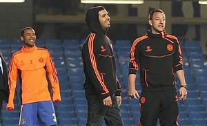 John Terry injured in Chelsea win over Benfica | Daily ...