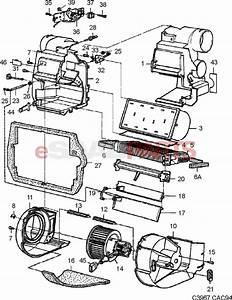 9628587  Saab Fan Unit