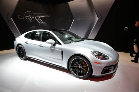 porsche model car 2017 porsche panamera range revealed six new models added