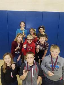 South Elementary Spelling Bee Winners Announced