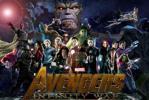 marvel thailand fanpage infinity war
