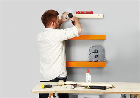 Floating Shelves Plan Guide How To Build A Floating Wall