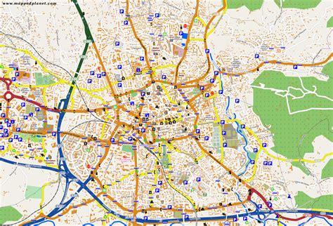 bureau aix en provence city maps aix en provence