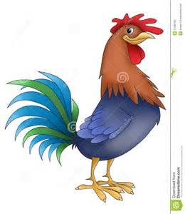 Funny Rooster Cartoons