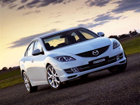 Mazda 6 Sedan 2008 Mazda 6 Sedan 2008 Photo 28 Car In