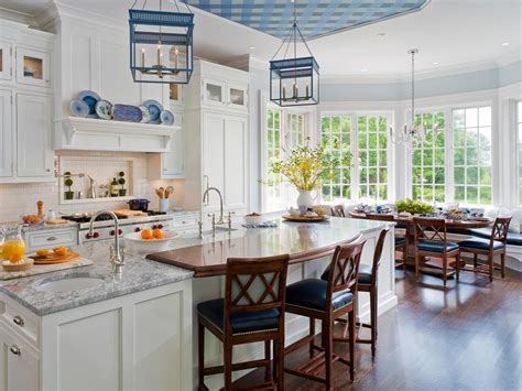 how high is a kitchen island 10 high end kitchen countertop choices hgtv