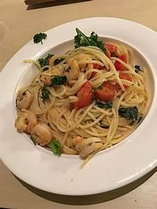Pasta Mit Garnelen : spaghetti mit garnelen rezept mit bild von sunda ~ Orissabook.com Haus und Dekorationen