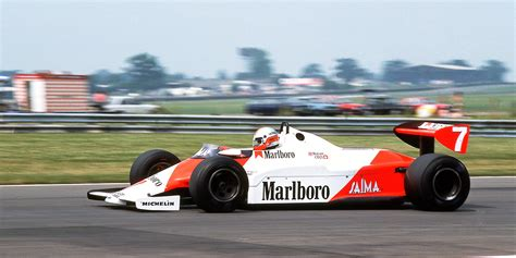The Evolution Of Formula One Race Cars