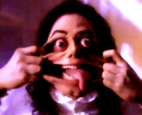 Michael's Face Also Dances