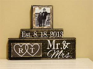 personalized wedding gifts ideas and unique wedding gifts With wedding gift ideas bride
