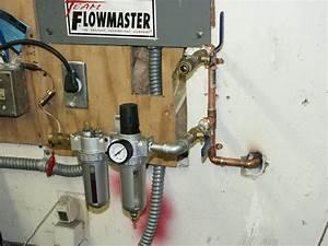 Pieced Together Budget Compressor Setup