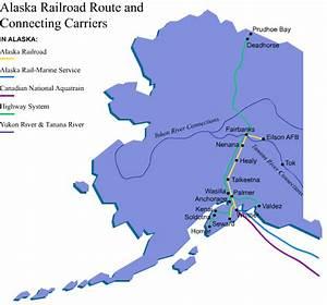 Freight Routes | Alaska Railroad