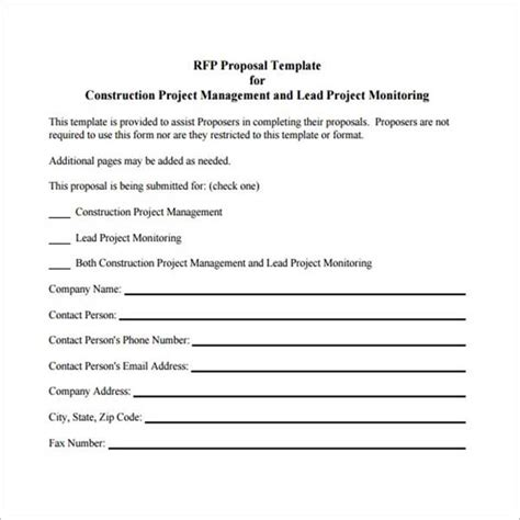 creative project proposal word template project proposal template word