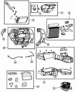 2006 Chrysler Pt Cruiser Tube  Drain  Heater  Engine
