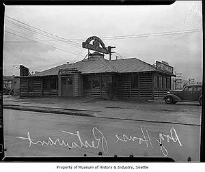 659 best images about seattle history on pinterest With dog house seattle
