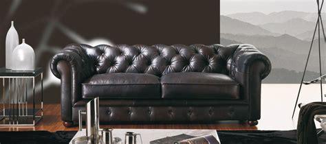 canapé cuir pleine fleur haut de gamme superbe canapé cuir chesterfield en prix de lancement sur