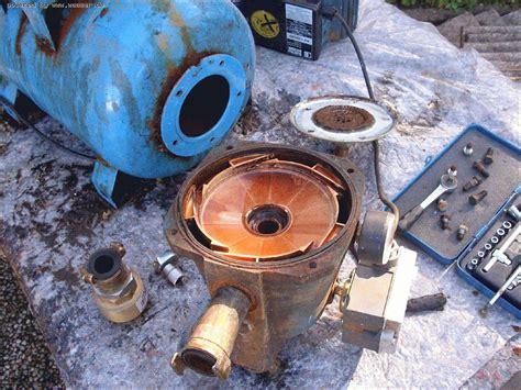 brunnen spülen mit hochdruckreiniger gartenpumpe reparieren abfluss reinigen mit