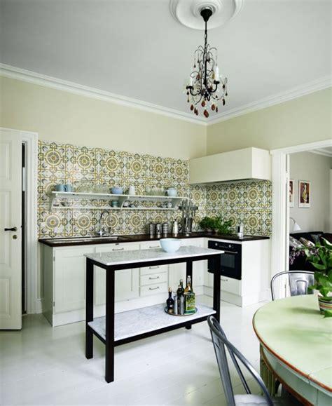 amazing retro kitchen tiles designs