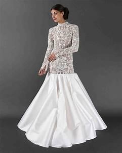 randi rahm fall 2017 wedding dress collection martha With dresses for fall wedding 2017