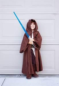 DIY // Jedi Halloween Costume Tutorial | Armelle Blog