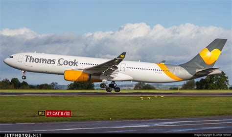 OY-VKG | Airbus A330-343 | Thomas Cook Airlines ...