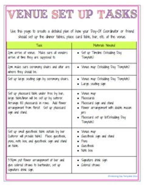 wedding planner contract templatepincloutcom templates and