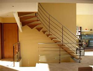 Escalier Quart Tournant Haut Droit : escalier 1 4 tournant d 39 exception schaffner ~ Dailycaller-alerts.com Idées de Décoration