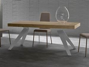 Tavolo allungabile in legno Medy
