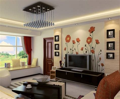 Gambar Interior Ruang Keluarga Minimalis 2018 Kecil