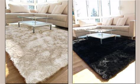 tappeti a pelo lungo tappeti moderni