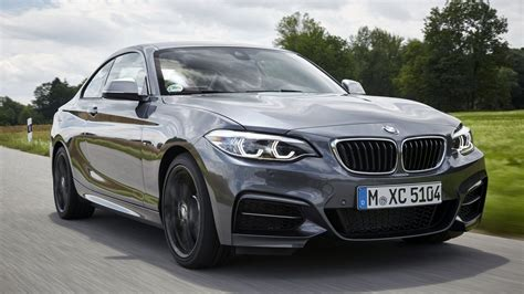 2019 Bmw 240i 2 by The 2019 Bmw 2 Series Coupe Retains Rwd Convertible Model
