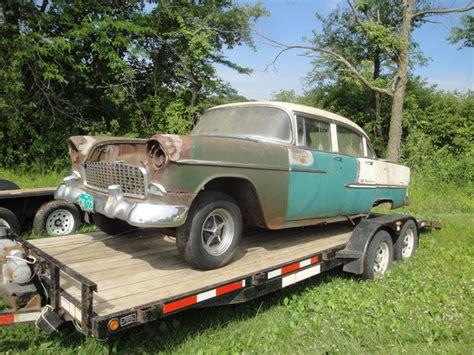 1955 55 Chevy Bel Air 150/210 Parts Car