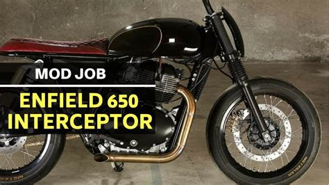 Royal Enfield Interceptor 650 Modification by Modified Royal Enfield Interceptor 650 From Empire