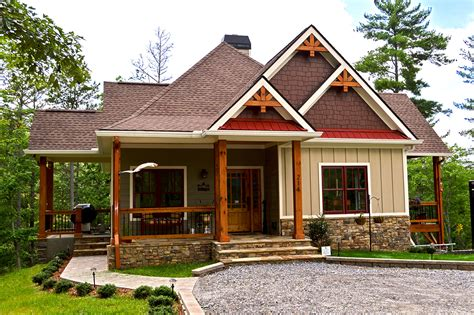 Our 10 Most Popular Rustic Home Plans