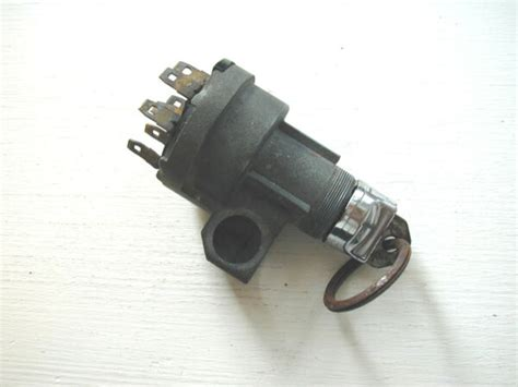 Vintage Ignition Switch For Sale Car Parts
