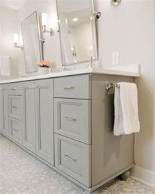 ideas for painting bathroom cabinets best 25 gray bathroom vanities ideas on