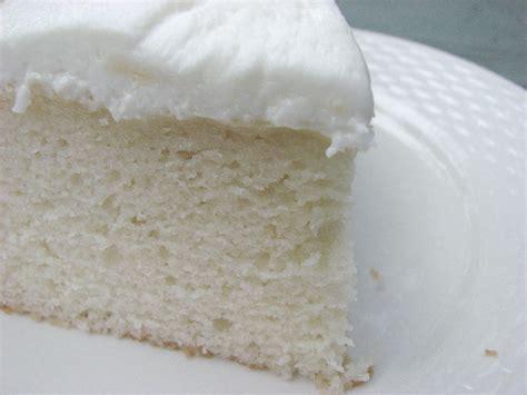My Now Favorite White Cake Recipe