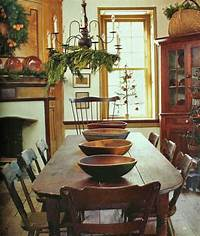 colonial home decor Eye For Design: Decorating In The Primitive Colonial Style
